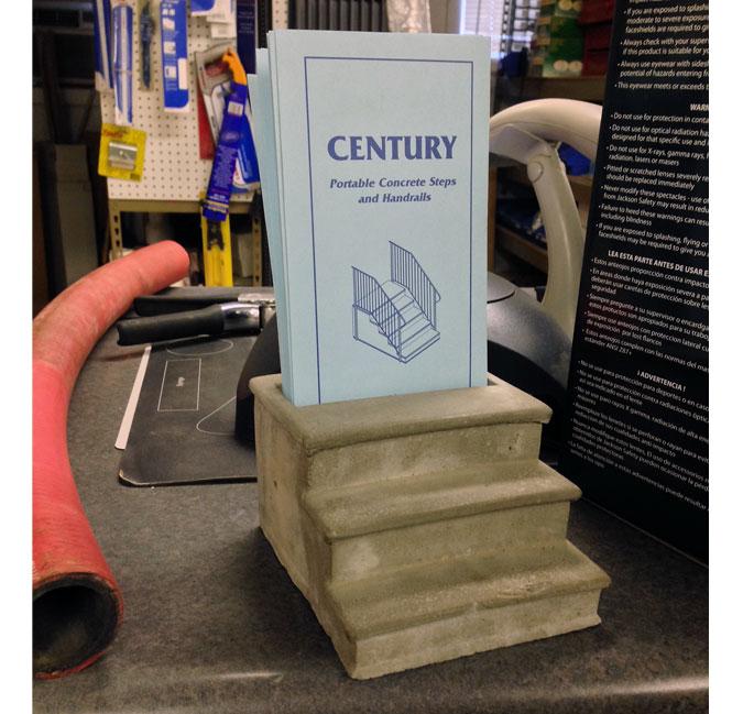 Century Literature Holder