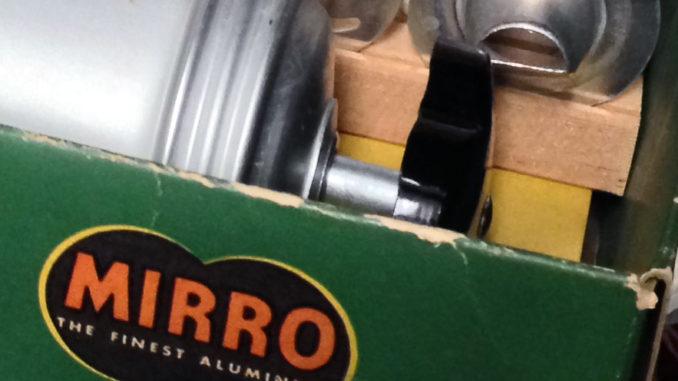 Mirro Pastry Press