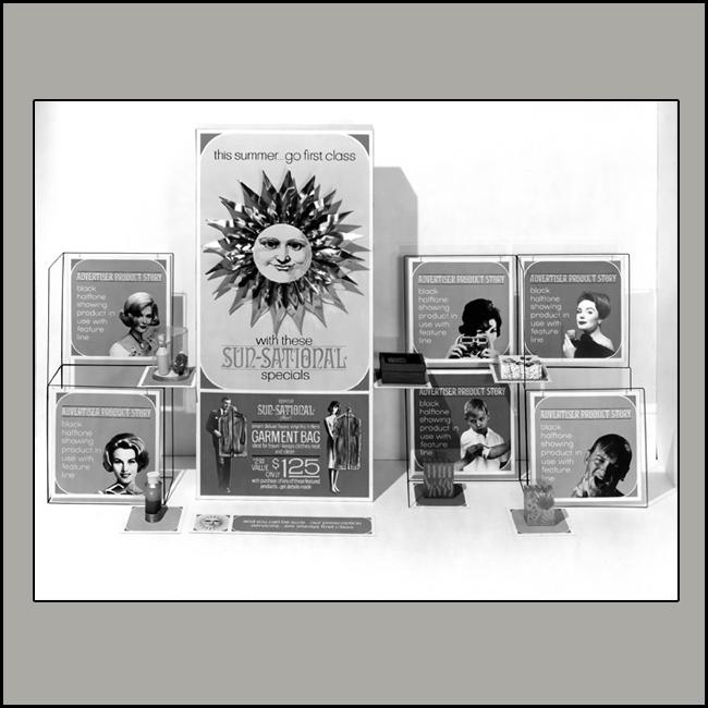 Sun-sational POP Display