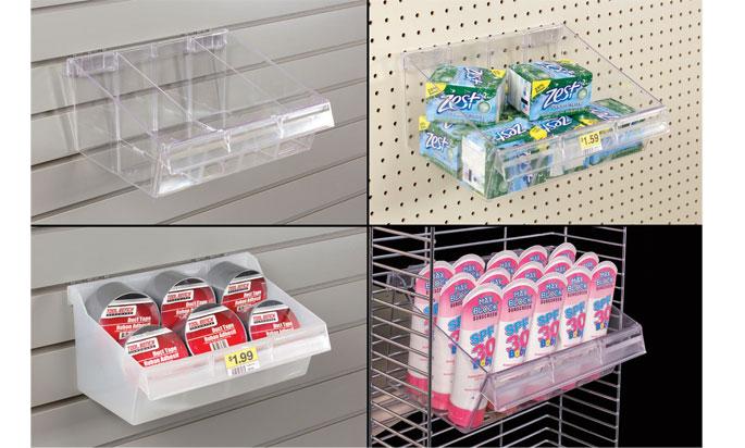 FFR Merchandising Multi-Purpose Bins