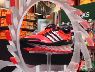Adidas Springblade POP Display