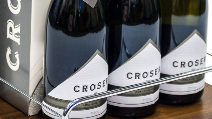 Croser Wine Gift Counter Display