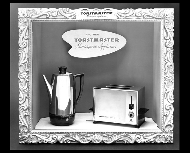 Toastmaster Display