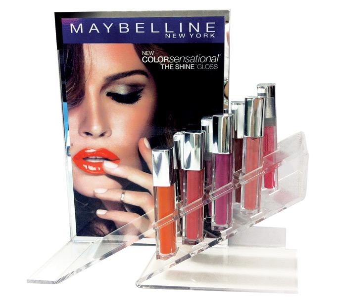 Maybelline Color Sensational Counter Display