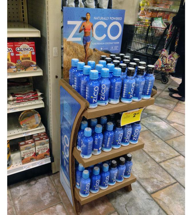 Zico Floor Display