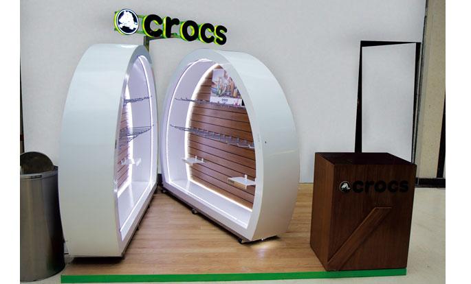 Crocs Shop In Shop