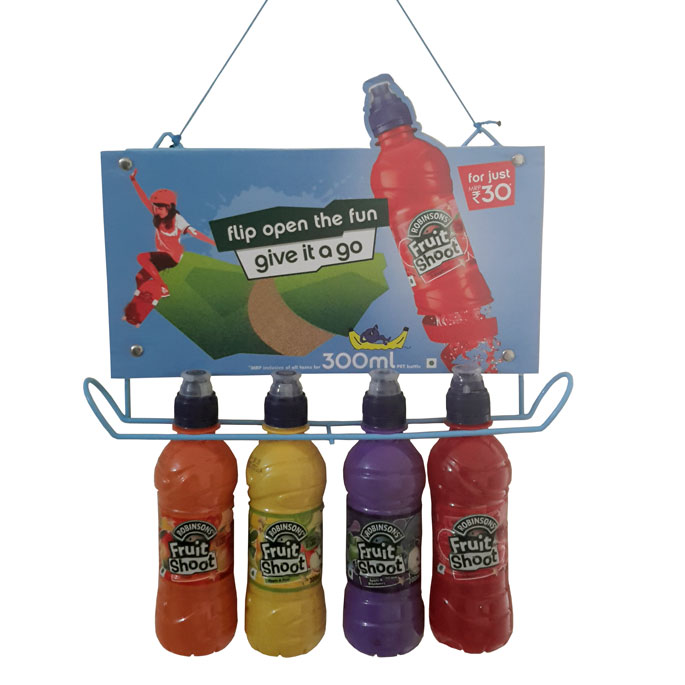 Fruit Shoot Wire Display