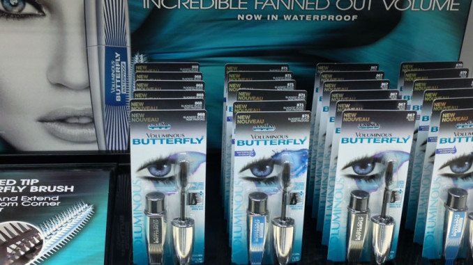 L'Oreal Butterfly Mascara
