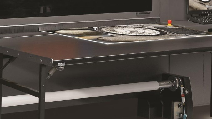 EFI VUTEk H2000 Pro Printer