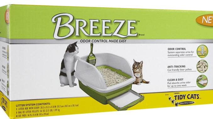 Tidy Cat Breeze Litter System