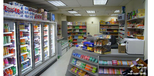 Convenience Retail Displays