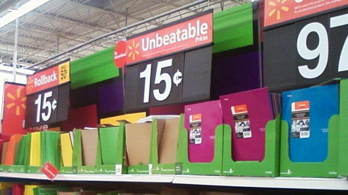 Walmart Brings Back 'Retail-tainment'