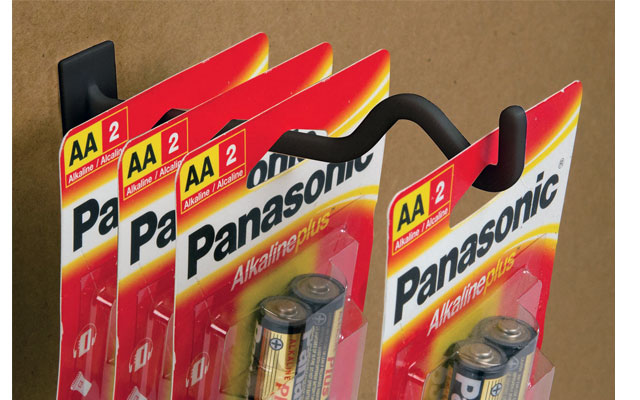 FFR Merchandising Loss Prevention Hook