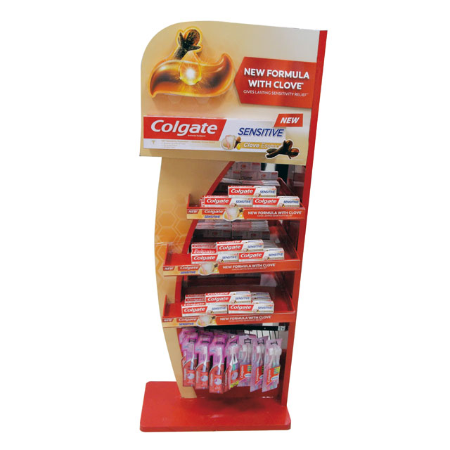 Colgate Clove Floor Display