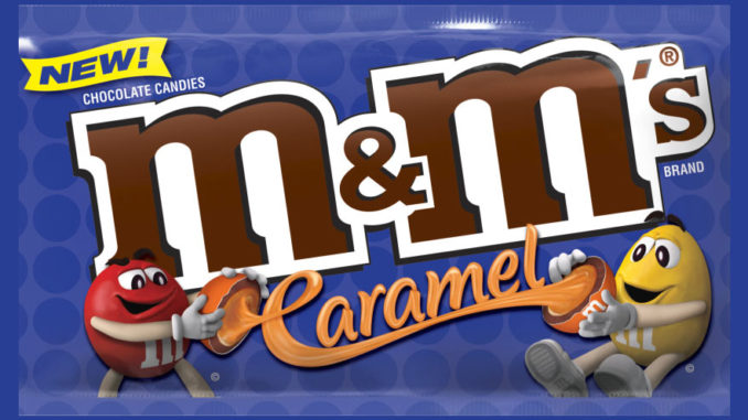 M & M's Caramel