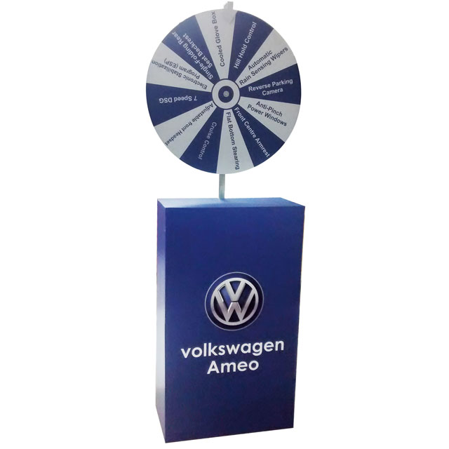 Volkswagen Floor Display