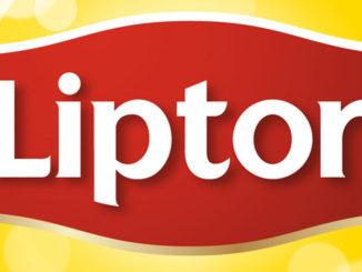 Lipton Tea Floor Display