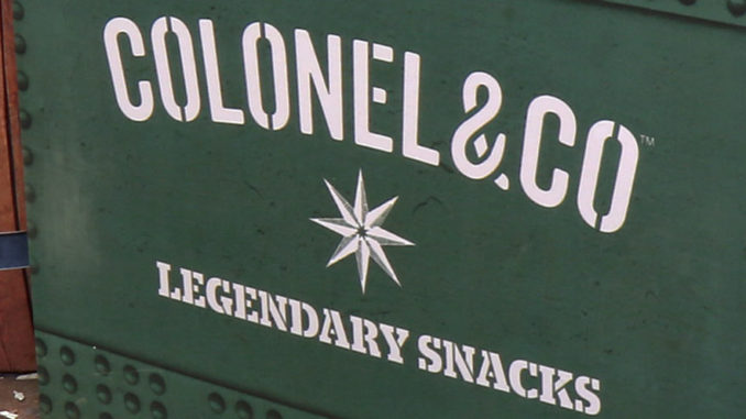 Colonel and Co. Launches Snack Attack In Store