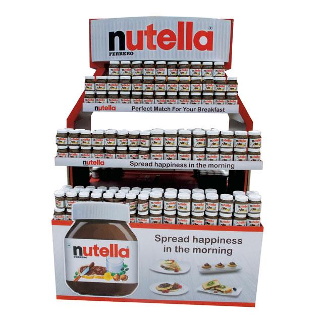 Ferrero Nutella Display