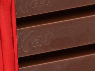 Kit Kat Counter Display