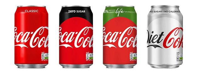 Coke One Brand