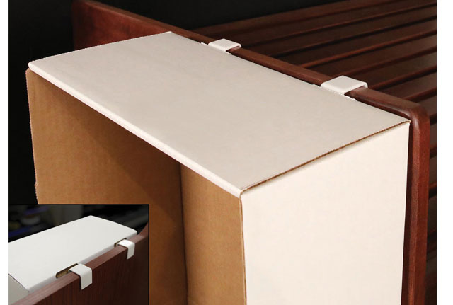 New Power Wing Clip For Square-Edge Fixtures