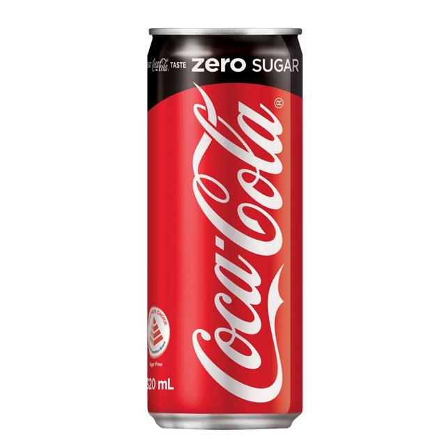 Coca-Cola No Sugar