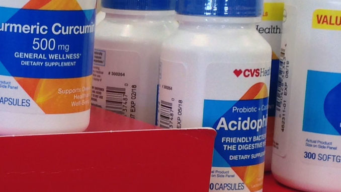CVS Expands Healthy Living Product Line