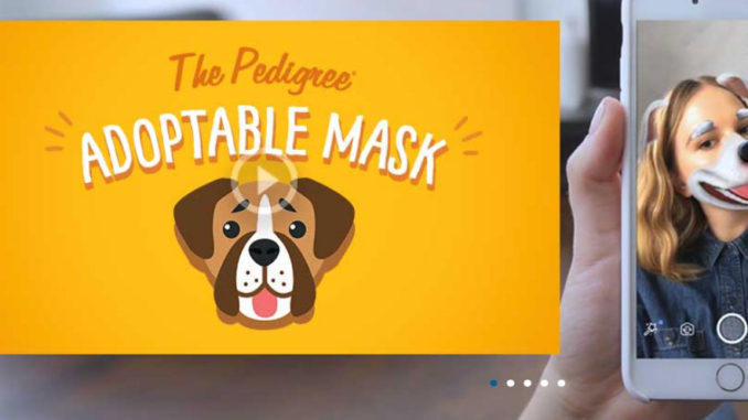 PEDIGREE® Brand Uses New Facebook Camera