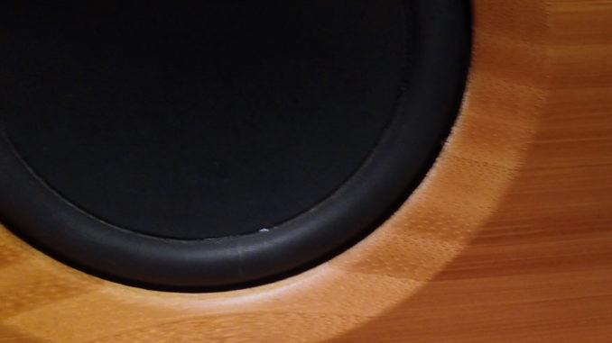 Marley Bluetooth Shelf Display