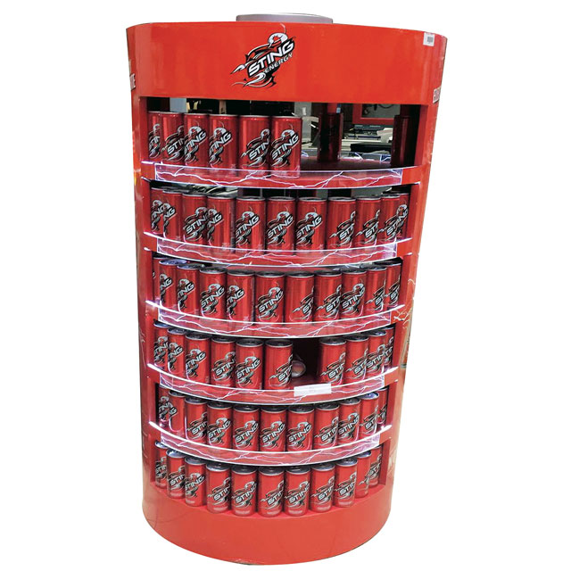PepsiCo Offers Super Energy
