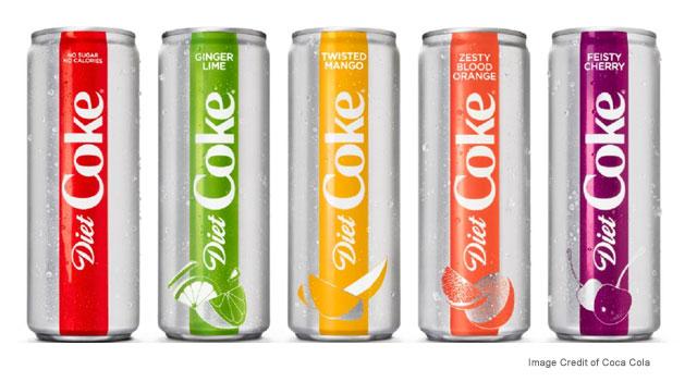 Diet Coke Breaks From The Ordinary