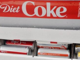 Diet Coke Breaks From The Ordinary POP Display