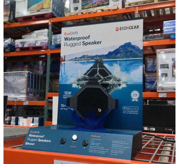 Ecogear Demo Display