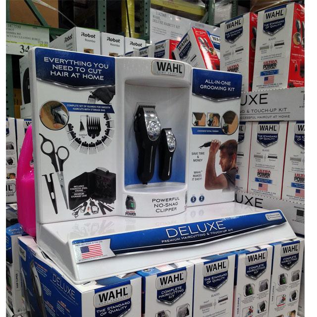 Wahl Hair At Home Demo Display