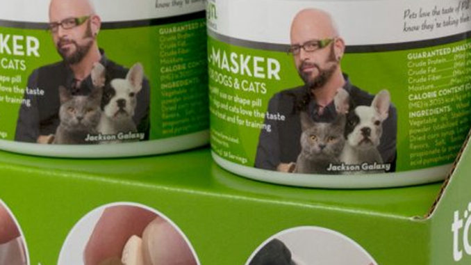 Pill-Masker Products Gets a New In-Store Display