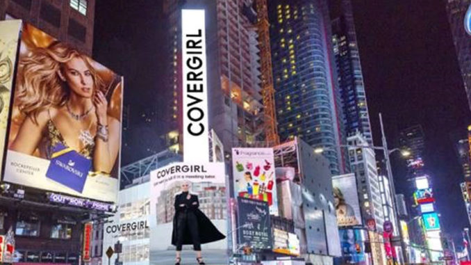 CoverGirl Is Opening A Flagship Store