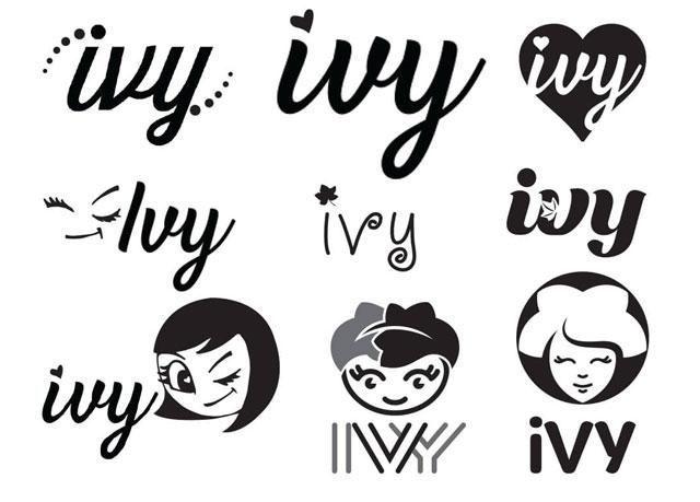 Canon IVY Logos