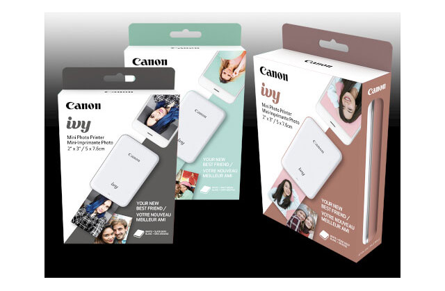Canon IVY Packaging