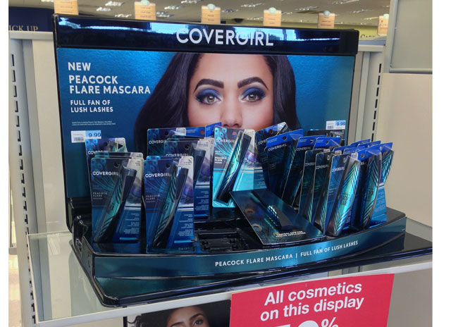 Covergirl Full Fan Of Lush Lashes Display