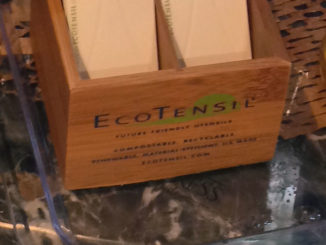 Ecotensil Wood Display