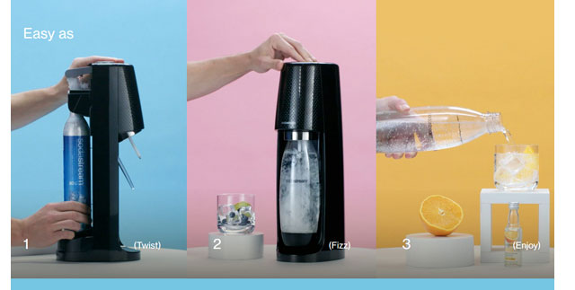 PepsiCo To Purchase SodaStream