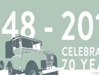 70 years of Jaguar Land Rover