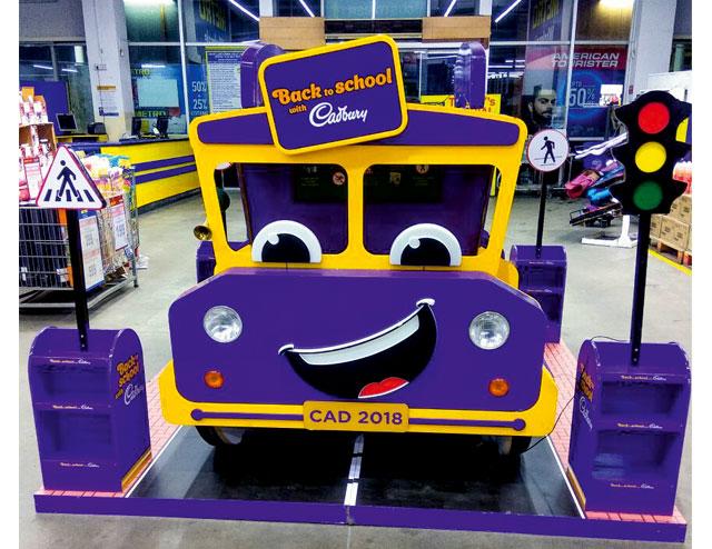 Back To School With Cadbury