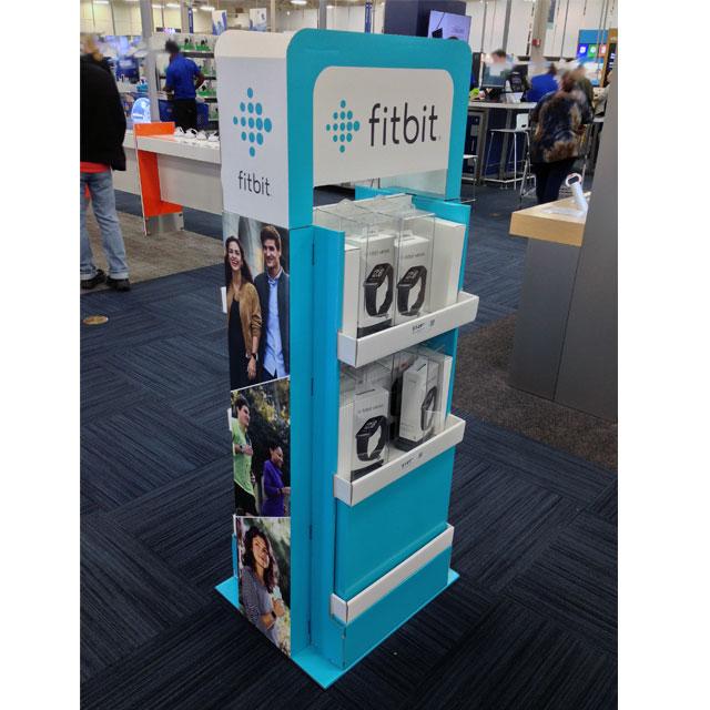 Fitbit Versa Best Buy Floor Display
