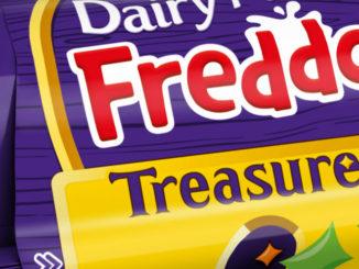 Cadbury Dairy Milk Freddo Treasures