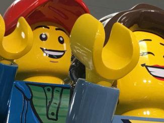LEGO People Slide Into Target