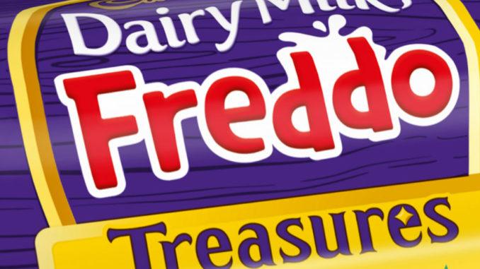 Cadbury Freddo Treasures