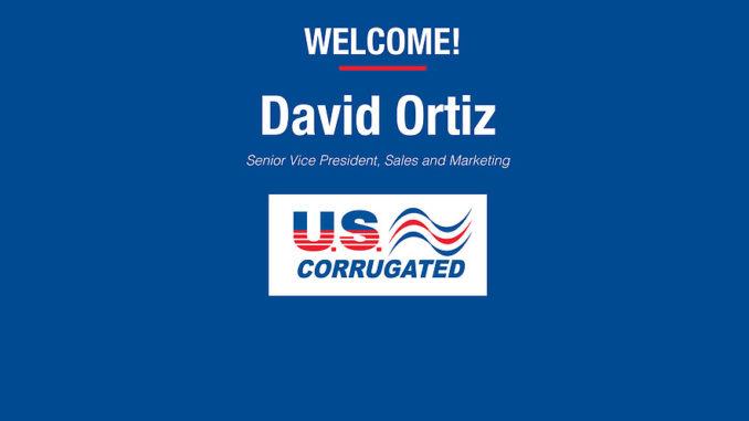 U.S. Corrugated Welcomes David Ortiz