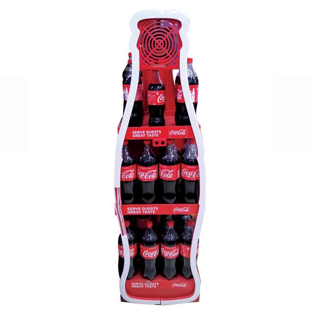 Coca-Cola Floor Display